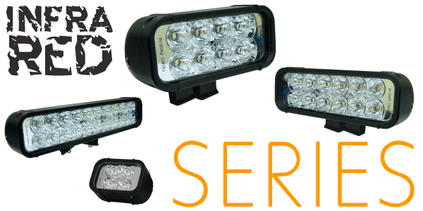 Super vision visionx polska owietlenie led i hid the led bar ir series850940 produces an infrared light beam non visible in the 850nm or 940nm customers choice range night vision equipment is aloadofball Gallery